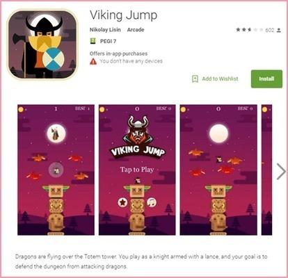 #Sécurité: #VikingJump, un #jeu #Android piégé par un #Malware - #ZATAZ | #Security #InfoSec #CyberSecurity #Sécurité #CyberSécurité #CyberDefence & #DevOps #DevSecOps | Scoop.it