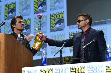 Robert Downey Jr. Loved 'Guardians' As Much As The Rest Of Us | Comics | Scoop.it
