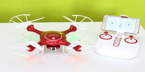 SYMA X5UW quadcopter review | First Quadcopter | Quadcopter Flyers | Scoop.it
