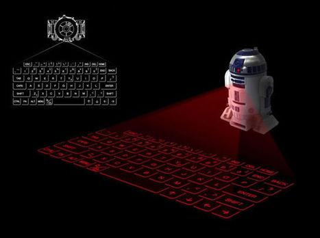 R2-D2, le clavier infrarouge pour les fans du droïde   Usages, technos, trucs & astuces   Scoop.it