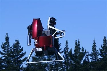 Jetpack Moves a Step Closer to Reality, Possibly launched in 2014 | Amazing Science | Scoop.it