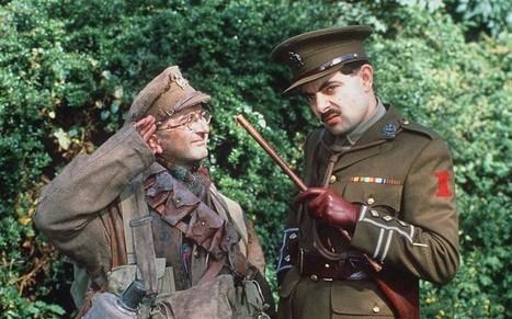 "Broadcast Blackadder to provoke First World War discussion, historian argues - Telegraph | ""Blackadder-Gate"" | Scoop.it"
