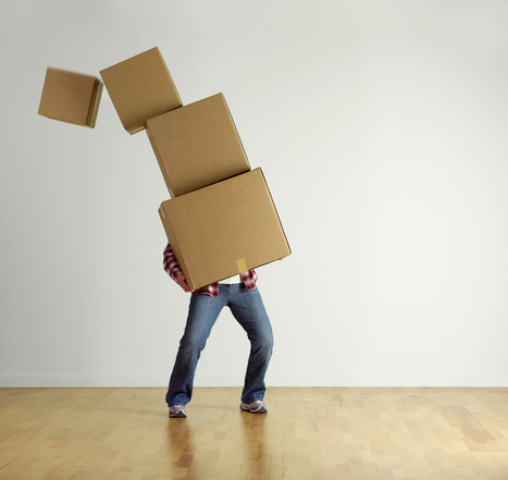 Four Things to Make Your Move Easier - Top Movers Online | Top Movers Online Blog | Scoop.it