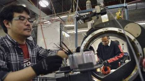 What 'de-industrialization' and 'survival of the fittest' look like in Canada - The Globe and Mail | Canadian Manufacturers & Exporters | Scoop.it