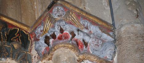 ariegenews.com - Les petites histoires de Mélanie: l'Église Saint-Volusien de Foix, seconde partie | Au hasard | Scoop.it