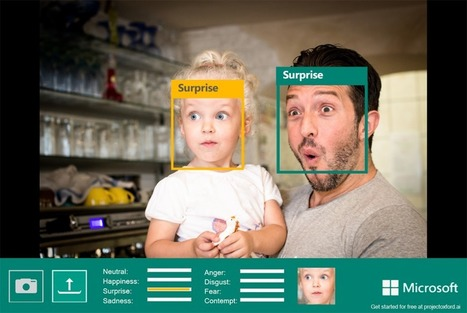 Happy? Sad? Angry? This Microsoft tool recognizes emotions in pictures - Next at Microsoft | Veille & Culture numérique | Scoop.it