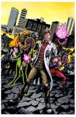 Supersix le jeu de rôle de super héros est sur le GROG SuperSix | Jeux de Rôle | Scoop.it