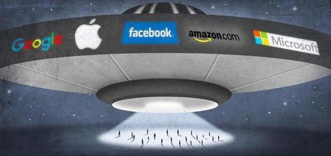 Giants Tighten Grip on Internet Economy | The Innovation Economy | Scoop.it