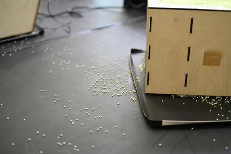DIRTI for iPad, Pilotez votre iPad avec du tapioca ! | USER STUDIO | recherche et enseignement en design interactif | Scoop.it