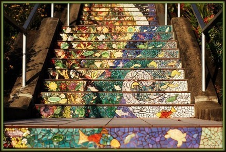 Interesting mosaic tile patterns to add beauty to the abode's décor | furnishing | Scoop.it