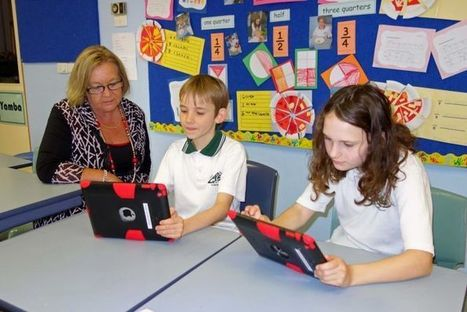 School gadgets boost student communication - ABC News (Australian Broadcasting Corporation) | Apple Educational Technology | Scoop.it
