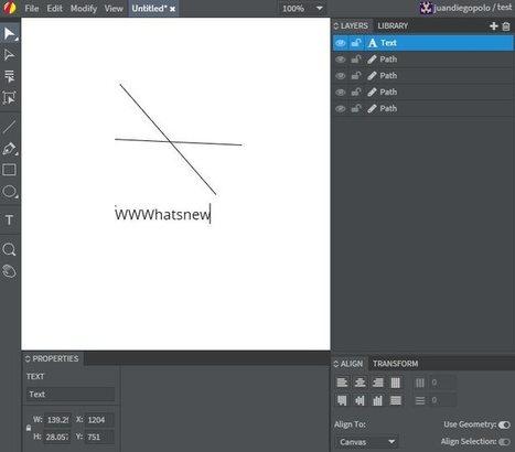 Gravit, una plataforma de diseño en la web, con funciones para trabajo en equipo | Informática Educativa y TIC | Scoop.it