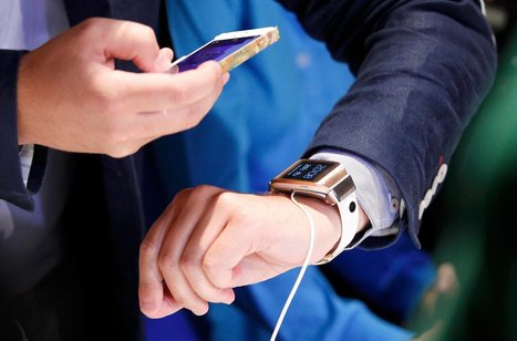 The Wristwatch May Be Making a Comeback, but With Some Smarts   Wearable Technology   Scoop.it