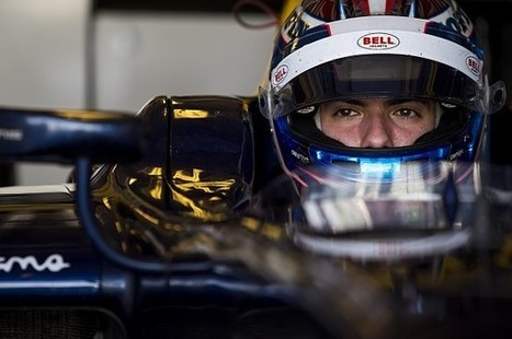 F1 news: GP2 racer Latifi gets Renault F1 role, poised to make FP1 debut | F 1 | Scoop.it