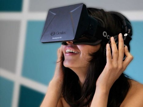 Facebook Is Buying Oculus Rift, The Greatest Leap Forward In Virtual Reality, For $US2 Billion | Virtual Reality Technology | Scoop.it