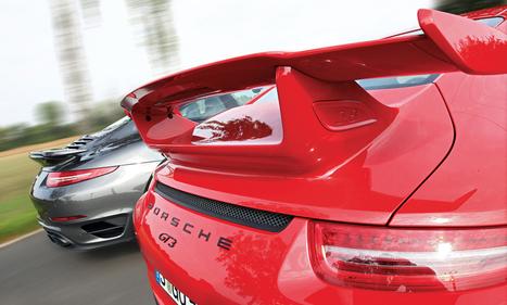 Porsches 911er-Duell | Chefauto | Scoop.it