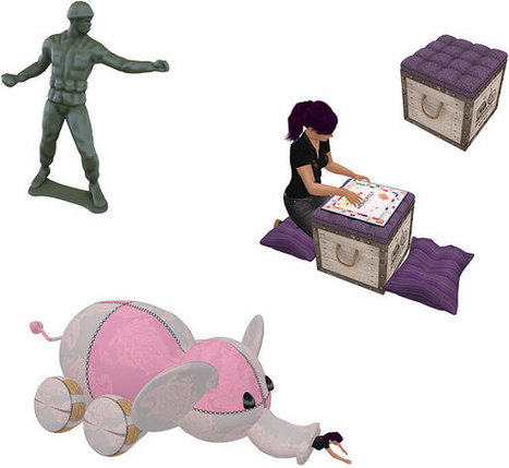 Soldier, Board Game, Elephant - Revenge of the Toys Hunt - Hunt Gifts - Virtual Vagabond | Gift Ideas Melbourne | Scoop.it