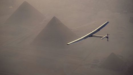 Solar Impulse 2 completes round-the-world trip on sun power alone | Heron | Scoop.it