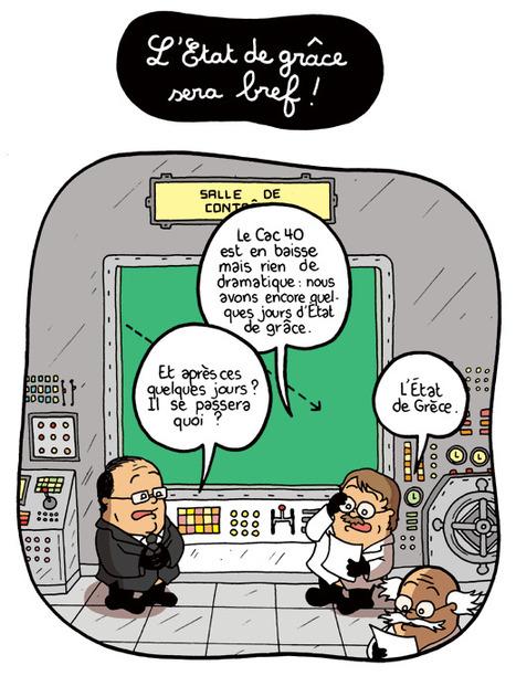 L'Etat de grâce sera bref ! | Ablacarolyn | Scoop.it