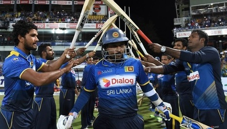 ICC congratulates Sri Lanka cricket legend Dilshan | Sri Lanka Cricket | Scoop.it
