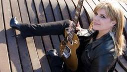 Exposed: 10 More Female Guitarists You Should Know, Part 4 | Around the Music world | Scoop.it
