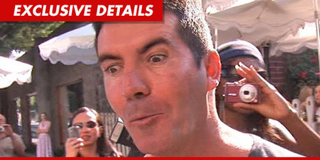 Simon Cowell -- Robbed During One Night Stand | MORONS MAKING THE NEWS | Scoop.it