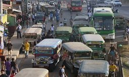 Carmageddon: can electric jeepneys ease Manila's traffic crisis? | IB GEOGRAPHY URBAN ENVIRONMENTS LANCASTER | Scoop.it
