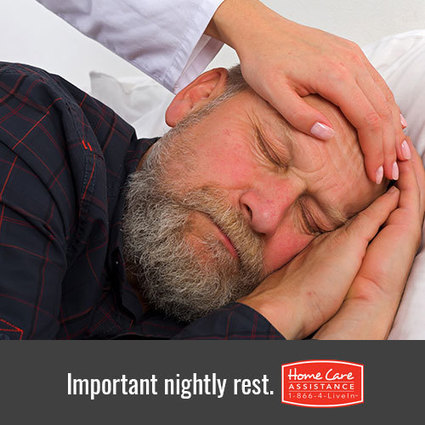 Alzheimer's and Sleep Relationship | Home Care Assistance of Denton County | Scoop.it