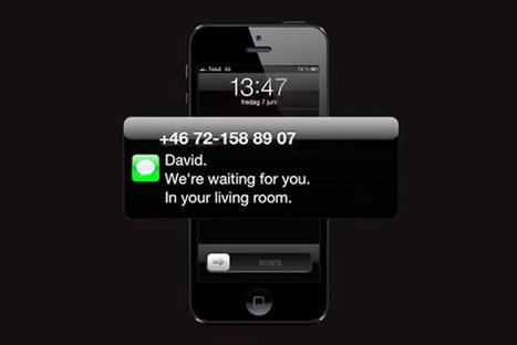 Un festival de films d'horreur effraie ses participants avec des SMS inquiétants ! | La révolution numérique - Digital Revolution | Scoop.it