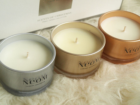 The Black Pearl Blog - UK beauty, fashion and lifestyle blog: Neom Scents Of Christmas Gift Set | Home Interiors | Scoop.it