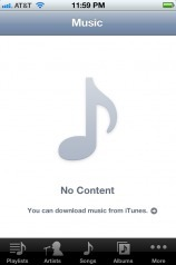 Apple's New 'Music' App Replaces 'iPod'...And Deletes Music? | Billboard.biz | Music business | Scoop.it