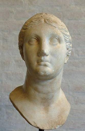 Berenice II Queen of Egypt | Reinas de la Antigüedad | Scoop.it