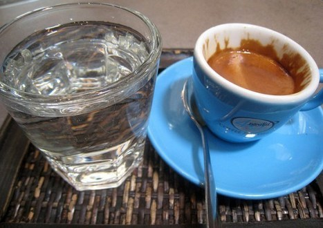 Italy Abroad   Four Signs You're in a Real Espresso Bar   Italia Mia   Scoop.it