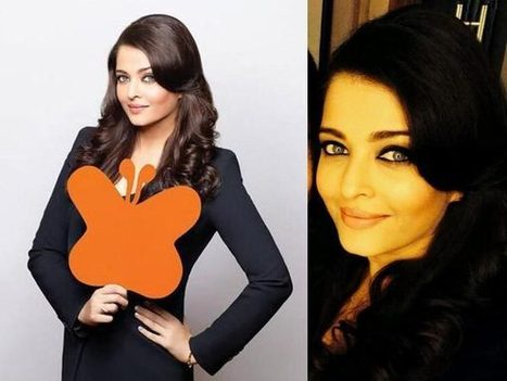 Aishwarya Rai Poses For UNAIDS Print Ad | Celebrity fashion | Scoop.it