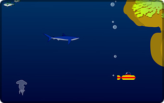 Poisson Rouge . Red Fish Soup . Games Website for Children | Technology in Language Classrooms | Scoop.it