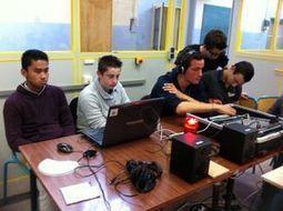 Lycée de l'Alba, Bergerac Classe radio 2014 | Lycée des métiers SUD PERIGORD | Scoop.it