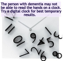"Memory-Loss Stops the Internal Clock for those with Alzheimer's Dementia as they lose ""sense of time"" - Alzheimers Support 