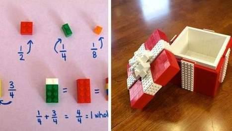 Het bewijs: op spelen met Lego staat geen leeftijd   literatuuractua Alessandro   Scoop.it