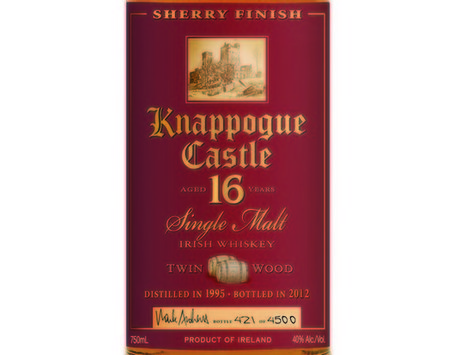 Review: Knappogue Castle Single Malt Irish Whiskey - Drink Spirits | Whiskey, Rum and Spirits | Scoop.it