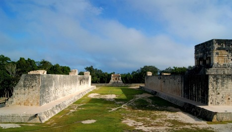 Mayan ball court was celestial 'marker' | mayan archaeology | Scoop.it
