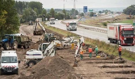 Comienza la construcción de 'El Gran Muro de Calais' para dificultar el paso a los inmigrantes | NOTICIAS CIENCIAS SOCIALES NSD | Scoop.it