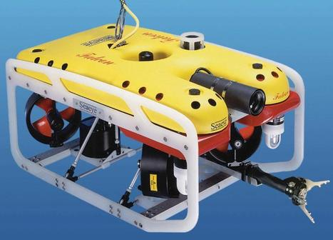 Nautilus Acquires Falcon ROV from Saab Seaeye (USA)| Offshore ... | Subsea | Scoop.it