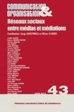 Publication / Réseaux sociaux entre médias et médiations   Veille pour le TMNlab   Scoop.it