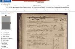 Bouches-du-Rhône, le recrutement militaire de 1872 à 1912 est en ligne   Nos Racines   Scoop.it