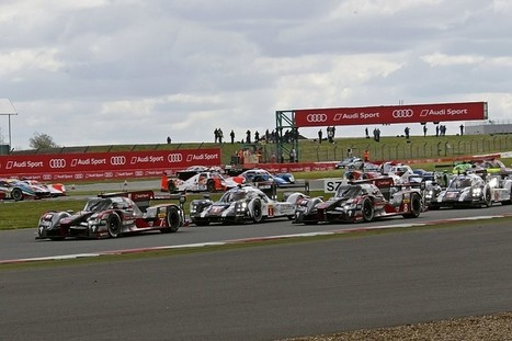 Audi wins dramatic World Endurance Championship race at Silverstone | SJB Autotech News | Scoop.it