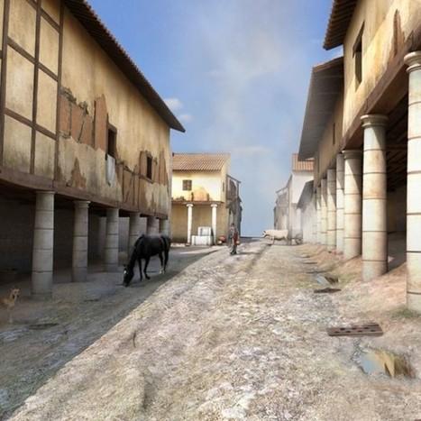 Clic France / Avec une nouvelle application mobile, Poitiers raconte son histoire en 3D | L'actu culturelle | Scoop.it