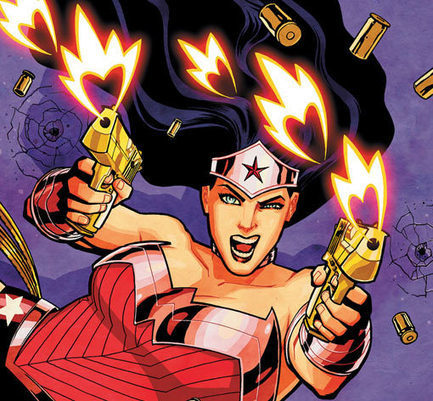 CW's 'Wonder Woman' prequel lives - Entertainment Weekly | Women In Media | Scoop.it