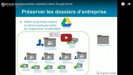Google Drive : retrouver un fichier orphelin | Google Apps  (FR) | Scoop.it