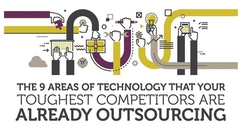 The 9 areas of Technology that your Toughest Competitors are already Outsourcing | Global Trends | Scoop.it