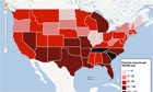 Gun crime statistics by US state: latest data | Tabloid News | Scoop.it